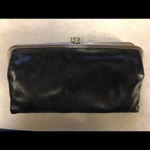 Black Hobo Lauren wallet/clutch.